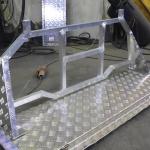 Защитная решетка для пикапа на крышку Triffid Trucks
