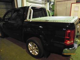 Дуга для пикапа Amarok на крышку Triffid Trucks