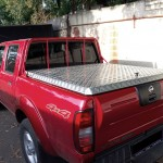 Triffid trucks крышка комплектации Стандарт на пикап NP300 с решеткой