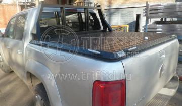 Силовая крышка и дуга на пикап VW Amarok
