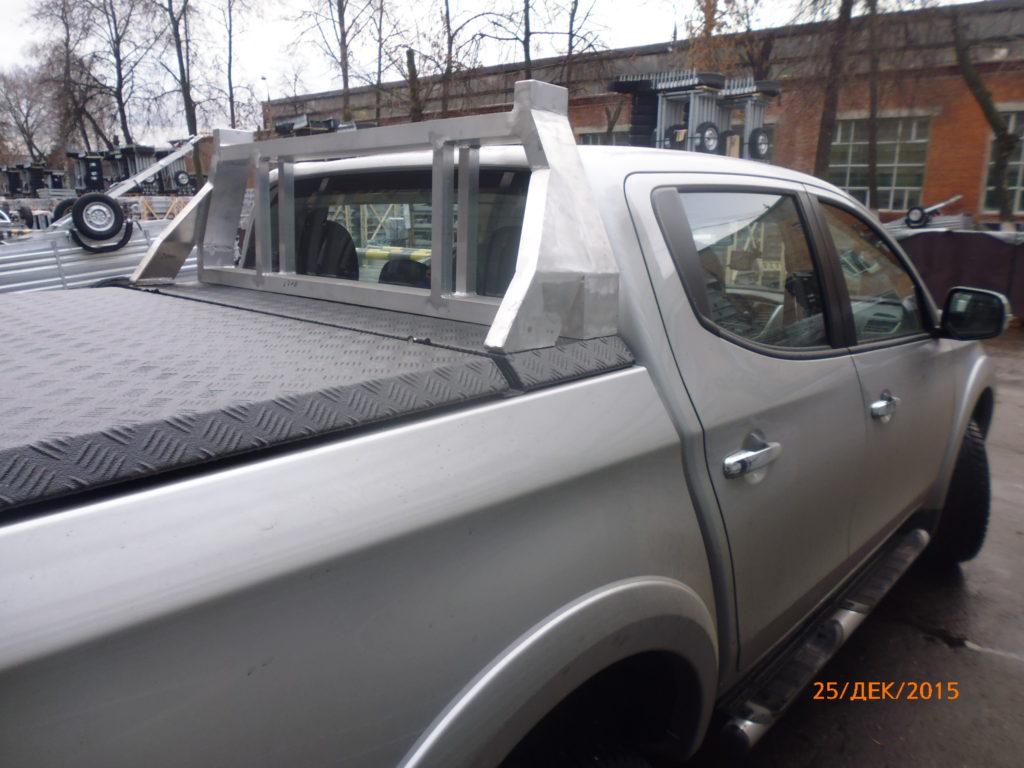 Triffid Trucks для Fiat Fullback