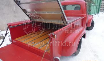 Крышка пикапа F2 Ford