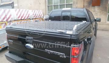 Ford F150 Raptor с крышкой Triffid Trucks