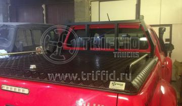 Крышка Triffid Trucks для Hilux Arctic Trucks