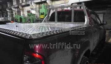 Складная крышка пикапа Toyota Tundra