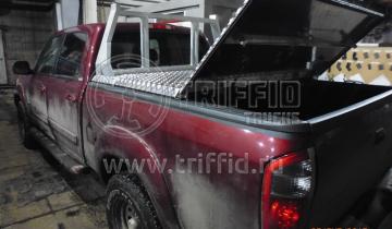 Крышка пикапа Toyota Tundra
